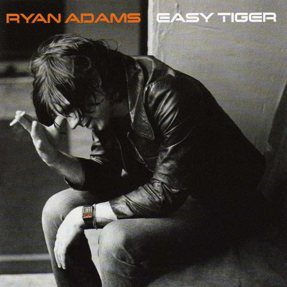 ADAMS RYAN-EASY TIGER CD *NEW*