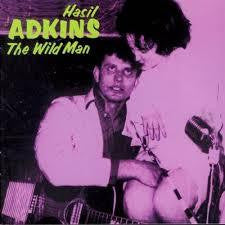 ADKINS HASIL-THE WILD MAN LP *NEW*