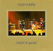 DEEP PURPLE-MADE IN JAPAN 2LP VG COVER VG