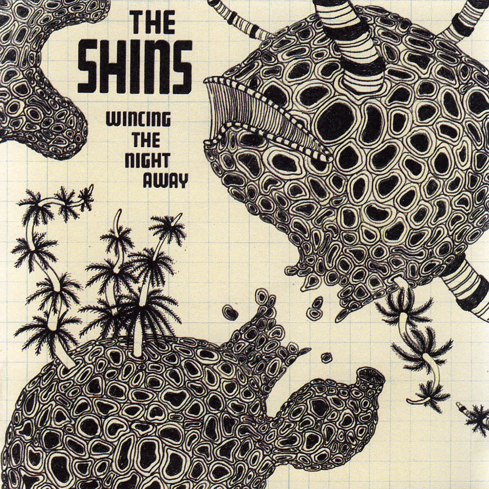 SHINS THE-WINCING THE NIGHT AWAY LP *NEW*