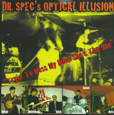 DR SPECS OPTICAL ILLUSION-TRYIN TO MESS MY MIND 7INCH *NEW*