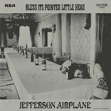 JEFFERSON AIRPLANE-BLESS ITS POINTED LITTLE HEAD LP VG COVER VG+