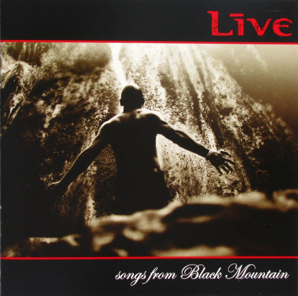 LIVE-SONGS FROM BLACK MOUNTAIN CD VG