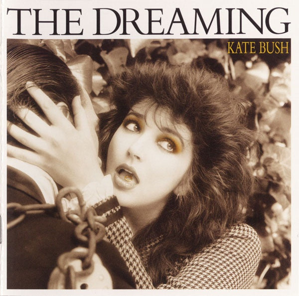 BUSH KATE-THE DREAMING CD VG