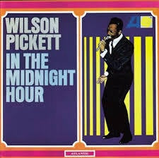 PICKETT WILSON-IN THE MIDNIGHT HOUR LP VG+ COVER VG+