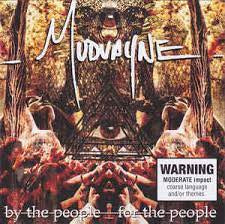 MUDVAYNE-BY THE PEOPLE FOR THE PEOPLE CD VG