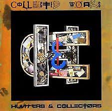 HUNTERS & COLLECTORS-COLLECTED WORKS LP VG COVER VG