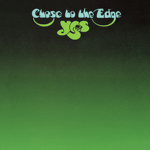 YES-CLOSE TO THE EDGE CD VG