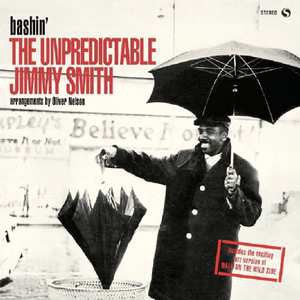 SMITH JIMMY-BASHIN THE UNPREDICTABLE JIMMY SMITH LP *NEW*