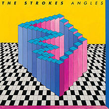 STROKES THE-ANGLES LP *NEW*