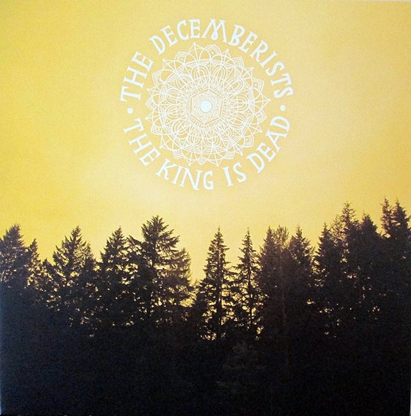 DECEMBERISTS THE-THE KING IS DEAD CD VG+