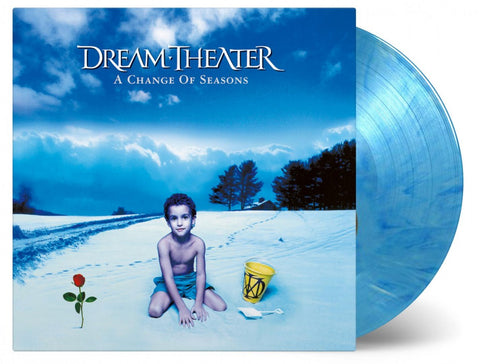 DREAM THEATER-A CHANGE OF SEASONS BLUE VINYL 2LP *NEW*