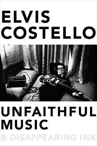 COSTELLO ELVIS-UNFAITHFUL MUSIC & DISAPPEARING INK BOOK VG