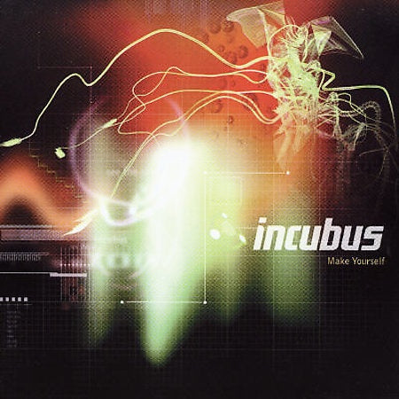 INCUBUS-MAKE YOURSELF CD VG