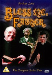BLESS ME FATHER SERIES 2 REGION 2 DVD VG