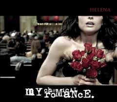 MY CHEMICAL ROMANCE-HELENA CD SINGLE VG