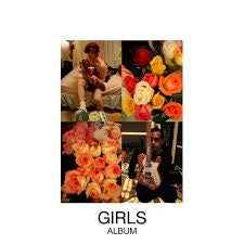 GIRLS-ALBUM LP VG+ COVER VG+