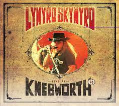 LYNYRD SKYNYRD-LIVE AT KNEBWORTH '76 CD + DVD *NEW*