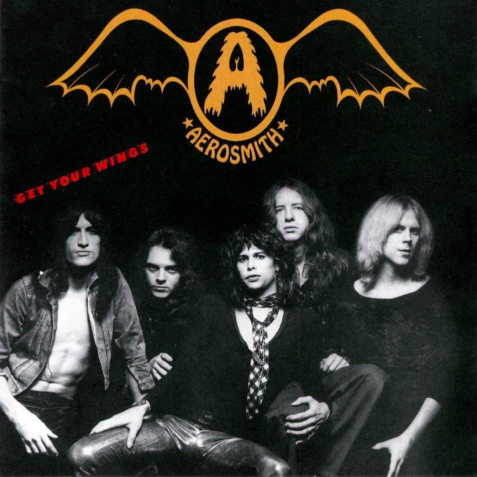 AEROSMITH-GET YOUR WINGS *NEW*