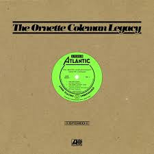 COLEMAN ORNETTE-THE ORNETTE COLEMAN LEGACY LP EX COVER NM