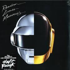DAFT PUNK-RANDOM ACCESS MEMORIES CD VG