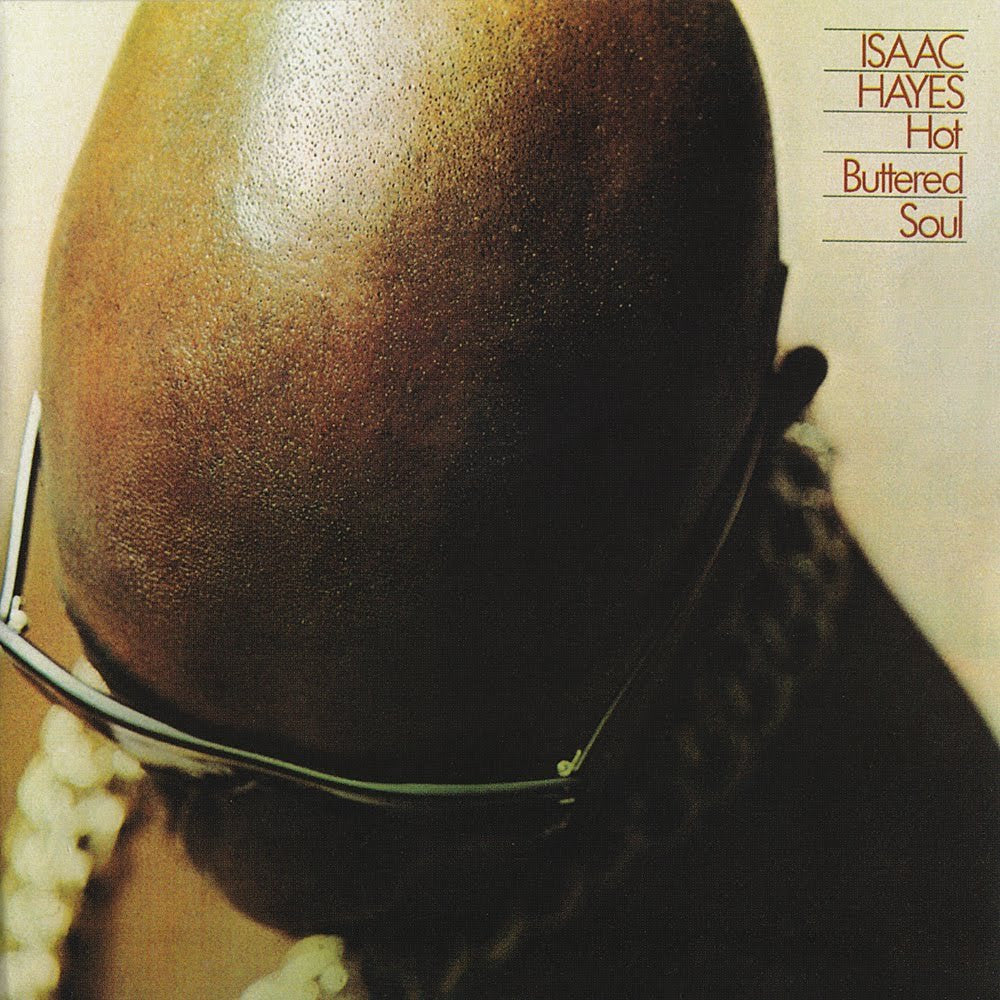 HAYES ISAAC-HOT BUTTERED SOUL LP *NEW*