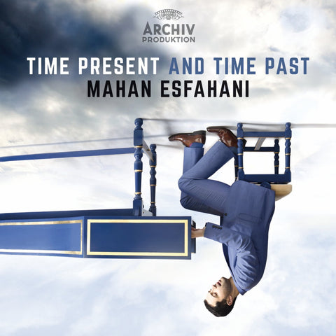 ESFAHANI MAHAN-TIME PRESENT AND TIME PAST CD *NEW*