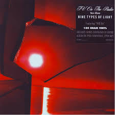 TV ON THE RADIO-NINE TYPES OF LIGHT LP *NEW*