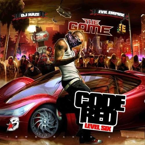 GAME THE & BWS-CODE RED:LEVEL SIX CD *NEW*
