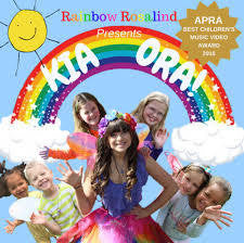 RAINBOW ROSALIND-PRESENTS KIA ORA! CD *NEW*