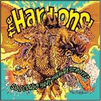 HARD-ONS THE-SO I COULD HAVE THEM DESTROYED LP *NEW*