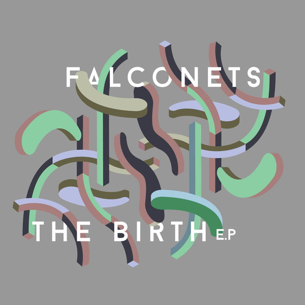 FALCONETS-THE BIRTH EP 2CD VG