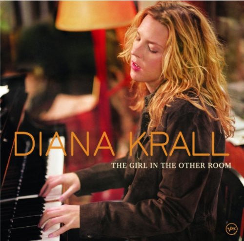 KRALL DIANA-THE GIRL IN THE OTHER ROOM CD + DVD VG