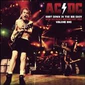 AC/DC-SHOT DOWN IN THE BIG EASY VOLUME ONE 2LP *NEW*