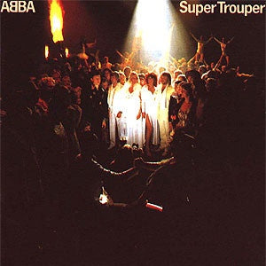 ABBA-SUPER TROUPER CD VG