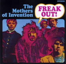 ZAPPA FRANK AND THE MOTHERS OF INVENTION-FREAK OUT! CD VG