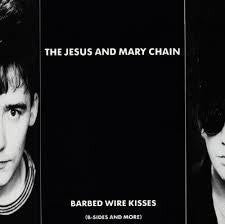 JESUS & MARY CHAIN THE-BARBED WIRE KISSES LP VG COVER VG