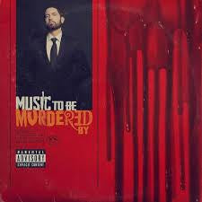 EMINEM-MUSIC TO BE MURDERED BY 2LP *NEW*