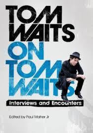 WAITS TOM-ON TOM WAITS BOOK *NEW*