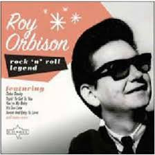 ORBISON ROY-ROCK N ROLL LEGEND CD VG