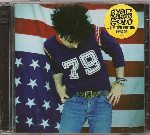 ADAMS RYAN-GOLD CD VG