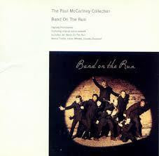 MCCARTNEY PAUL & WINGS-BAND ON THE RUN CD VG