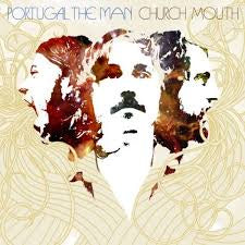 PORTUGAL THE MAN-CHURCH MOUTH LP *NEW*
