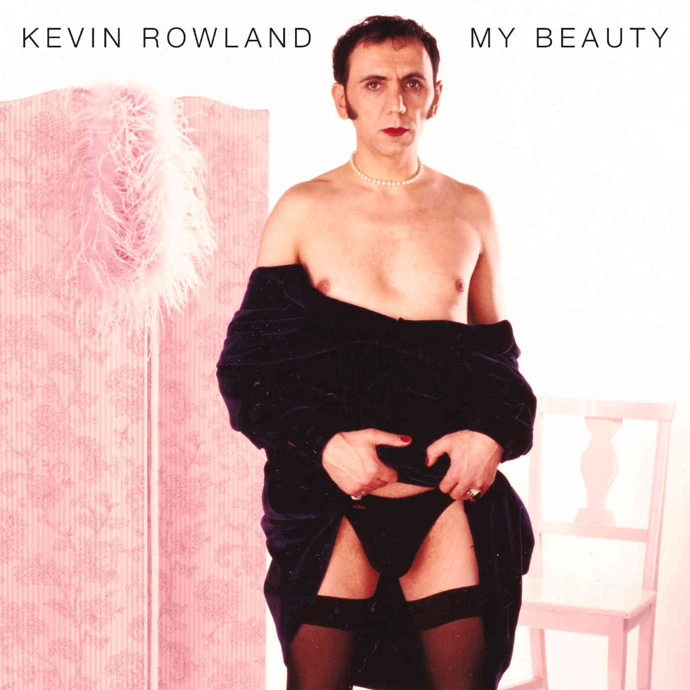 ROWLAND KEVIN-MY BEAUTY PINK VINYL LP *NEW*
