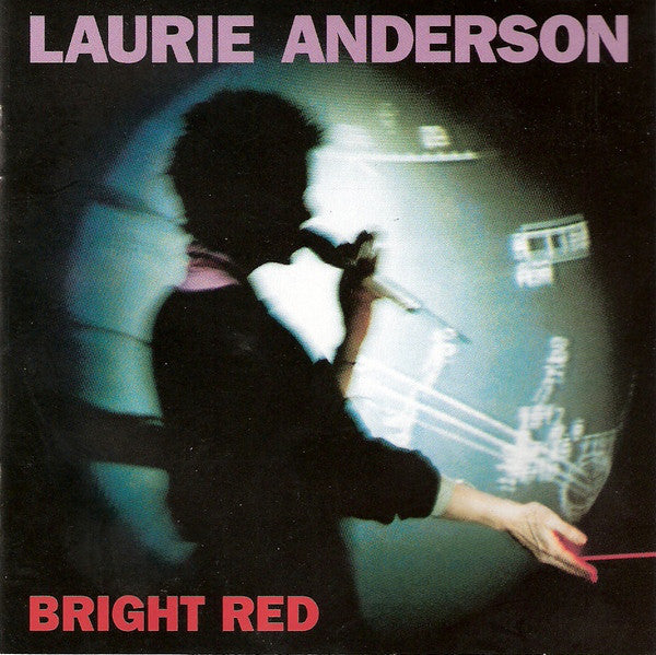 ANDERSON LAURIE-BRIGHT RED CD VG