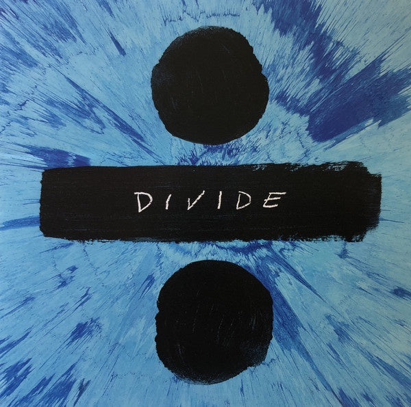 SHEERAN ED-DIVIDE CD VG
