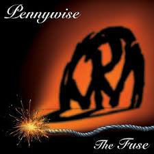 PENNYWISE-THE FUSE CD VG