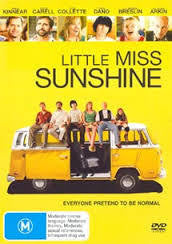 LITTLE MISS SUNSHINE ZONE 4 DVD VG