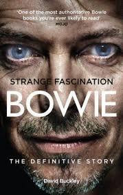 BOWIE DAVID-STRANGE FASCINATION DAVID BUCKLEY BOOK *NEW*
