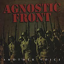 AGNOSTIC FRONT-ANOTHER VOICE CD *NEW*